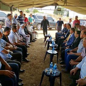 حبيش ممثّلًا الحريري: عكّار في طليعة المدافعين عن لبنان