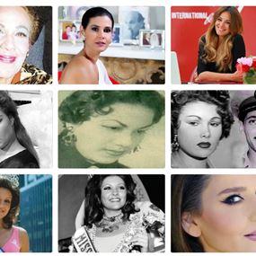 عربيات تخلّين عن الجمال والفن والشهرة من أجل السياسة