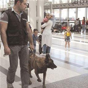 بعد ارتكابه جريمة قتل.. قوى الأمن توقفه في المطار