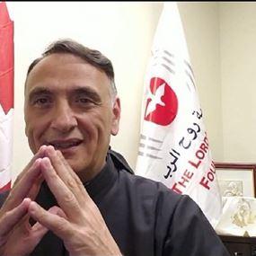 الاب طوني الخولي: الفساد أبعدني عن لبنان وزعيمي هو...