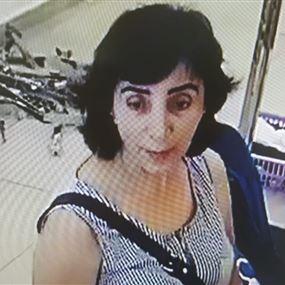 بالفيديو والصور: عملية سرقة بطلتها سيدة في منطقة الدكوانة