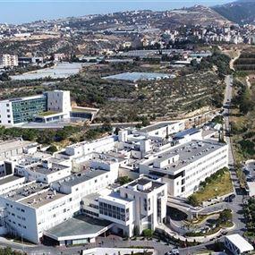 إصابة رئيس العناية الفائقة لكورونا في مستشفى سيدة المعونات بالفيروس