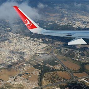تحطم طائرة تركية قادمة من الإمارات في جنوب غرب إيران