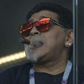 مارادونا: أنا غيفارا كرة القدم!