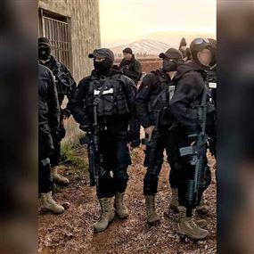 عنصران إرهابيان فجّرا نفسيهما لمنع توقيفهما من قبل القوى الأمنية