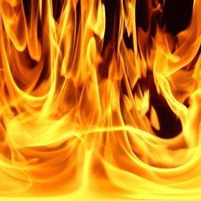 حريق بمعمل للحلويات في صيدا