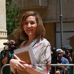 المستقبل يعلن فوز ديما جمالي بفرعية طرابلس