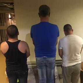 بالصورة: ثلاثة أشقاء خطّطوا ونفذوا عملية سلب بنك عودة