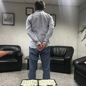 بالصورة: توقيف كازاخستاني في المطار بحوزته مبالغ مالية مزيفة