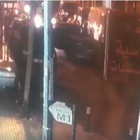 بالفيديو: حطّم السيارات المركونة في احد شوارع برج حمود