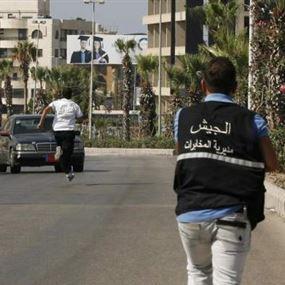 """""""الرأس المدبر"""" خالد مسعد في قبضة الأمن"""