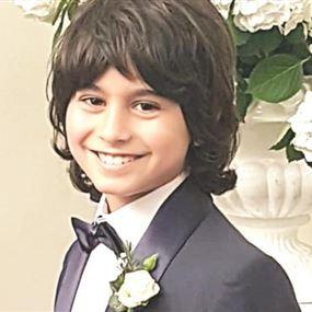 الطفل اللبناني نجم سيدي الرئيس... هكذا اختير ولهذا بكى!