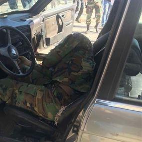استشهاد جندي في الجيش اللبناني.. رمياً بارصاص!
