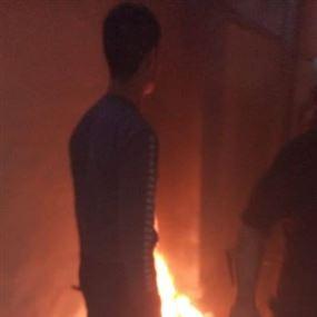 إصابة ضابط و12 عسكرياً بجروح خلال توتر في سجن القبة