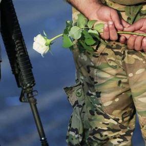عسكري في الجيش اللبناني مصاب بطلق ناري في عين سعادة