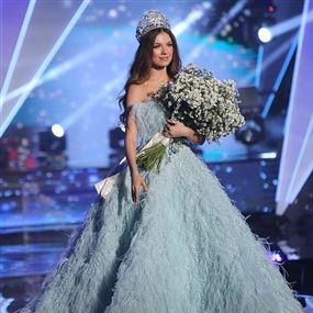 مايا رعيدي ملكة جمال لبنان لعام 2018