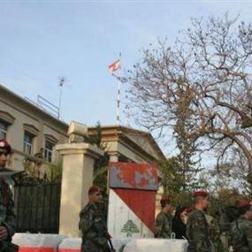 إدانة عسكريين ومدنيين بجرم رشوة وترويج مخدرات في السجن
