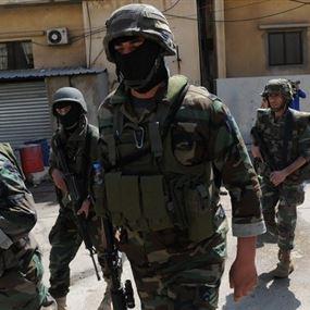 الزورو بقبضة مخابرات الجيش!