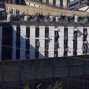 بلدية رومية: المصابون الـ65 في البلدة هم في السجن المركزي