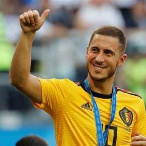 هازارد الأصغر يعلق على انتقال شقيقه إلى ريال مدريد