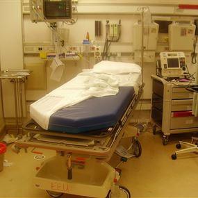 رموا بقايا اعضاء بشرية لقاء بدل مادي من مستشفيات المنطقة