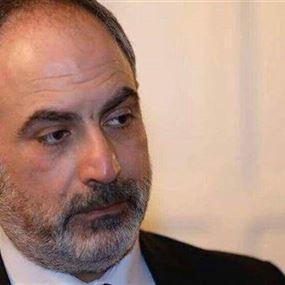 زياد اسود لجنبلاط: مش مهم تكون قايم لانك متل النايم مش قايم!