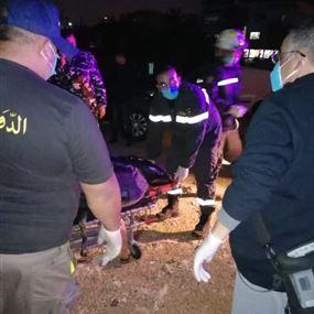 جثة مُصابة بطلق ناريّ في الصفرا - كسروان