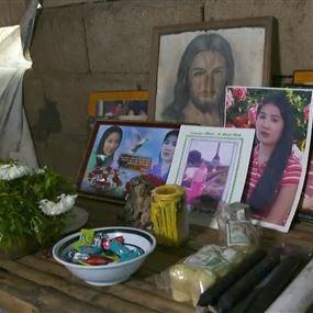 المتهم بقتل العاملة الفلبينية يعترف: فوجئت بها وزوجتي دفشتها!