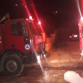 قرصنة الموقع الرسمي للدفاع المدني.. ورسالة للحريري واللبنانيين
