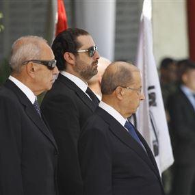 الأزمة بين الرئاستين.. الحل لن يكون إلا عن طريق الحريري!