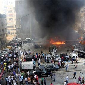 اتصل بأشخاص ضالعين بتفجيرات وقعت في الضاحية