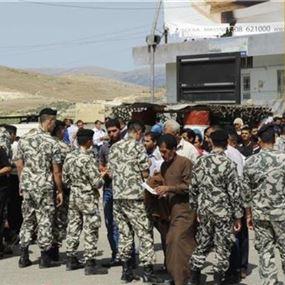 بيان من الأمن العام للرعايا السوريين في لبنان