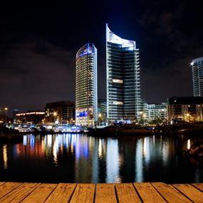 اخلاء فندق فورسيزونز في بيروت