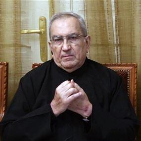 الأب مونس: لبنان ملك الله ارحلوا عنا يا تجار الناس!