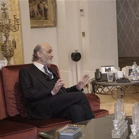 بالصور: جعجع يلتقي الحريري في باريس بـ