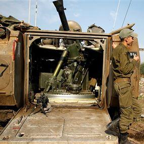 فضيحة جديدة في الجيش الإسرائيلي.. سرقة ناقلة جنود من أحد المواقع!