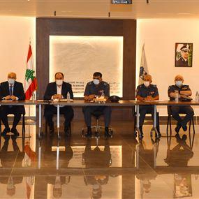 توصيات عن لجنة الطوارىء لرفع حالة التأهّب في السجون اللبنانيّة