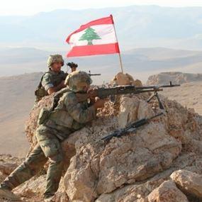 حاولوا التسلل الى لبنان.. فوقعوا بنيران الجيش اللبناني