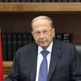 عون يطلب اتخاذ الإجراءات اللازمة لمواجهة كورونا