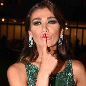 نادين الراسي إلى الغناء والجمهور يردّ: خلوها تعتزل!