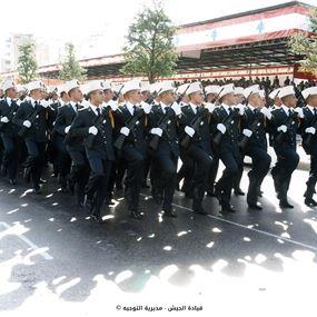 تعميم هام للمرشحين للتطوع بصفة تلميذ ضابط