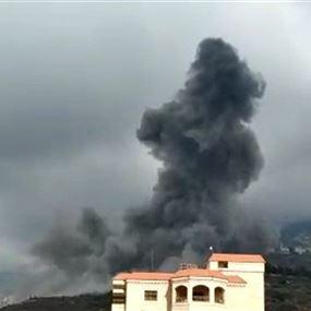 الجيش: انفجار في أحد المباني في بلدة عين قانا ــــ إقليم التفاح