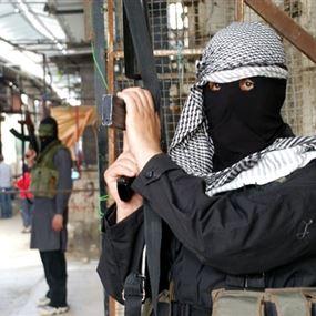 إرهابيّان يفرّان من