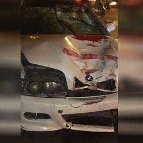 مقتل شخصين في حادث سير مروّع في الحدث