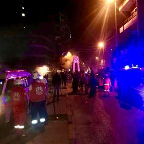 أكثر من ٢٠ جريح بينهم 8 عسكريين نتيجة الاشتباكات في طرابلس