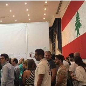بالصورة: في البرازيل حملت جواز سفرها اللبناني على طريقتها