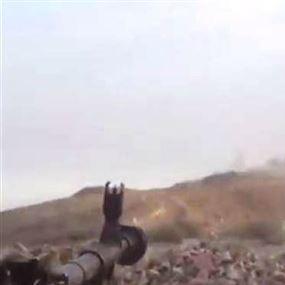 بالفيديو: هكذا سيطر الجيش السوري وحزب الله على تلال جرد فليطة