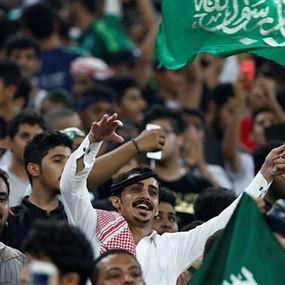 السعودية أول منتخب عربي يتأهل لمونديال 2018