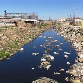رصد بقايا أشلاء بشرية في مجرى نهر الليطاني!