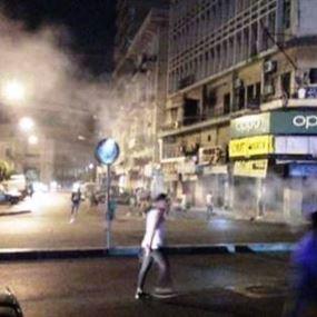 محاولات لاقتحام مخفر التل في طرابلس (فيديو)